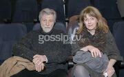 Γιάννης Φέρτης - Μαρίνα Ψάλτη: Σπάνια δημόσια εμφάνιση για το ζευγάρι