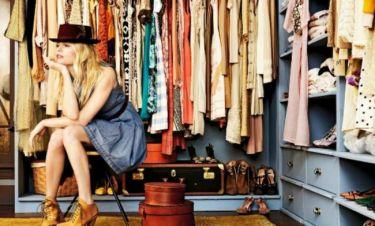 Ιδέες για να οργανώσεις εύκολα τη ντουλάπα σου