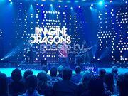 YFSF: Η απίστευτη μεταμόρφωση του Βαγγέλη Παναγόπουλου σε... Imagine Dragons
