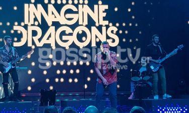 YFSF: Ο Βαγγέλης Παναγόπουλος, μέλος των... Imagine Dragons