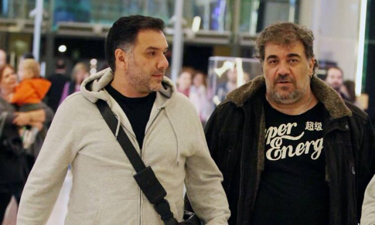 Δημήτρης Σταρόβας: «Είναι καλή πάστα ανθρώπου ο Γρηγόρης. Είναι ωραίος»
