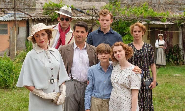 ΕΡΤ2: Πρεμιέρα για την «Οικογένεια Ντάρελ» και άλλες βραβευμένες σειρές