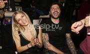 Μιχάλης Σηφάκης-Όλγα Στεφανίδη: Νυχτερινή έξοδος για το ζευγάρι