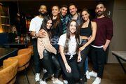 Οι συντελεστές της παράστασης «Μαριχουάνα stop» έκαναν πάρτυ