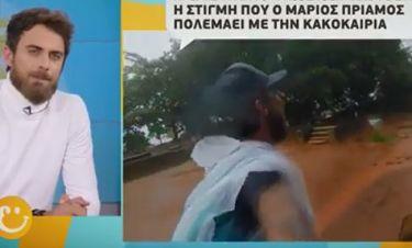 Μάριος Πρίαμος Ιωαννίδης: Όσα είπε λίγο πριν την πρεμιέρα της εκπομπής του στο Open