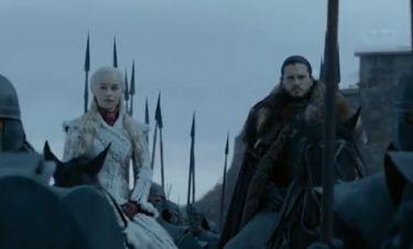 Game Of Thrones: Το πρώτο επίσημο τρέιλερ της τελευταίας σεζόν!