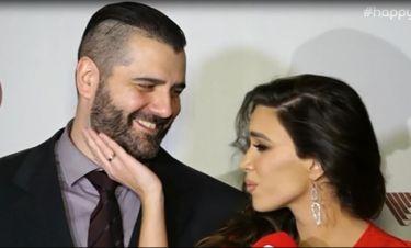 Κατερίνα Στικούδη:Η δημόσια ερωτική εξομολόγηση στον άνδρα της με δακρυσμένα μάτια