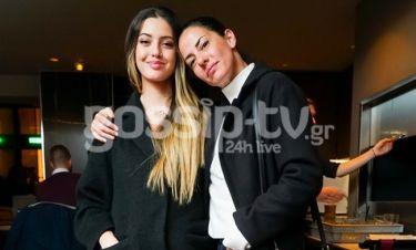 Εύη Αδάμ: Βραδινή έξοδος με την κούκλα κόρη της, Δανάη