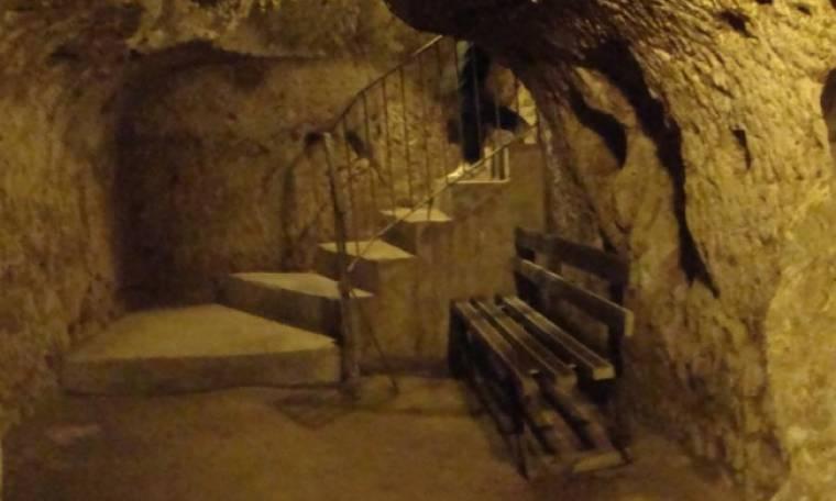 Μαλακοπή: Θαυμάστε την υπόγεια πόλη της Καππαδοκίας που ανακαλύφθηκε τυχαία