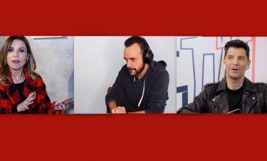 """Ρουβάς, Μουζουράκης, Ευριδίκη & Stephane Mgebrishvili """"αντιδρούν"""" στο Replay της Tamta!"""