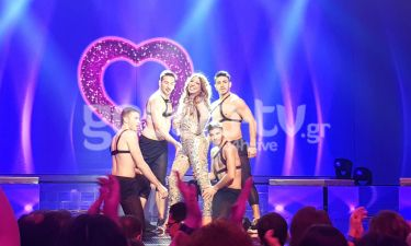 YFSF: Η Μελίνα Μακρή άναψε φωτιές ως Jennifer Lopez και πήρε μια απόφαση... (Video- photos)