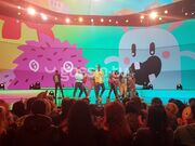 YFSF: Το στούντιο γέμισε χαρά και κέφι με την εμφάνιση του Βαγγέλη Παναγόπουλου
