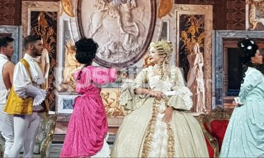 YFSF: Υπερπαραγωγή η Χρύσπα ως Madonna (Video- Photos)