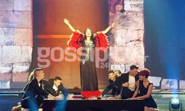 YFSF: Η Φιλίνη έγινε Ζωζώ Σαπουντζάκη και τα έδωσε όλα! (Video- Photos)