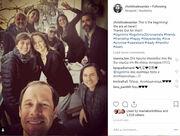 Λόγω Τιμής: Η νέα φωτογραφία από τα γυρίσματα που κάνει χαμό στο Instagram!