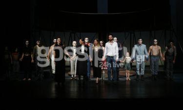 Λαμπερή πρεμιέρα στο Δημοτικό Θέατρο Πειραιά