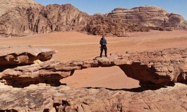 Το Happy Traveller μας ταξιδεύει στην Ιορδανία