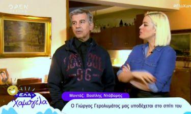 Γιώργος Γερολυμάτος: «Δεν υπάρχει καμία λαϊκή τραγουδίστρια. Η Πάολα είναι φαινόμενο»