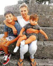 Αγγελική Ηλιάδη: Το δημόσιο ευχαριστώ στον πιο σημαντικό άνθρωπο της ζωής της