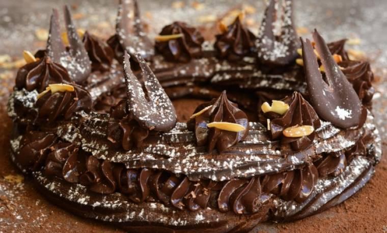 Σοκολατένιο paris brest