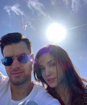 Γιάννης Τσιμιτσέλης - Κατερίνα Γερονικολού: Επιτέλους ανέβασαν κοινή τους φωτογραφία στο Instagram