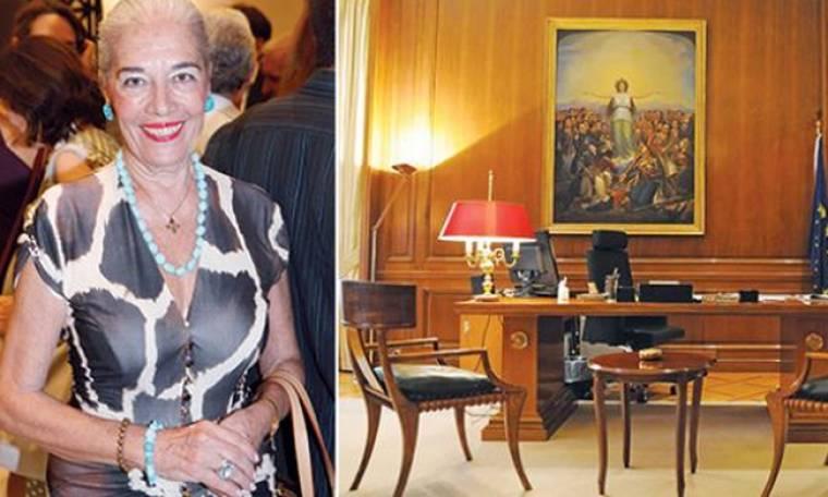 Τι συμβαίνει με τη Μίκα Σαρίδη; Το δράμα της «βασίλισσας» του επίπλου!