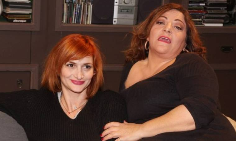 Θα κλαίτε από τα γέλια με τη φάρσα που έκανε η Μαρία Κωνσταντάκη στη Βίκυ Σταυροπούλου