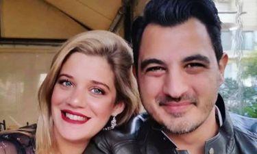 Δήμος Αναστασιάδης: Η φωτό με την Τζένη Θεωνά λίγο πριν έρθει στον κόσμο το πρώτο τους παιδί