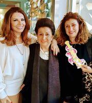 Μιμή Ντενίση: Έτσι πέρασε την Καθαρά Δευτέρα - Η οικογενειακή φωτογραφία της στο instagram