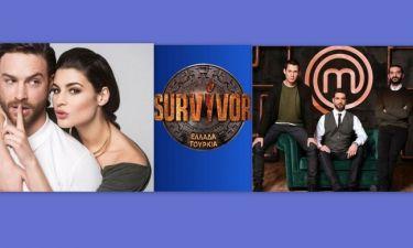 Τηλεθέαση: MasterChef – Survivor – To Τατουάζ: And the winner is…