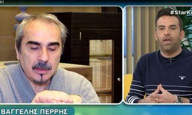 Βαγγέλης Περρής: Μιλά για την απώλεια του Θέμου Αναστασιάδη: «Συμβαίνει κάτι συνταρακτικό…»