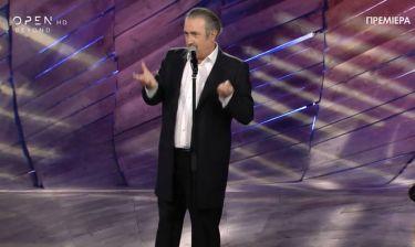 Πρεμιέρα «Αλ Τσαντίρι»: Όλα όσα είπε ο Λαζόπουλος για την επιστροφή του