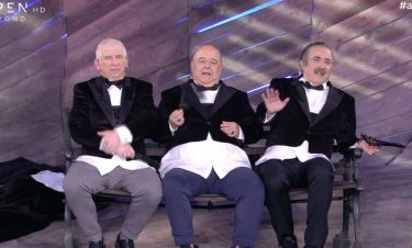 Aλ Τσαντίρι: Τρελό Γέλιο! Τα…μπερδέματα Φιλιππίδη, Χαϊκάλη, Λαζόπουλου και το αυτοτρολάρισμα!