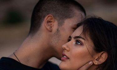 Χριστόφορος Βλαχάκης: «Ήμασταν από πριν ζευγάρι. Ήταν τέλεια όταν παίξαμε μαζί»