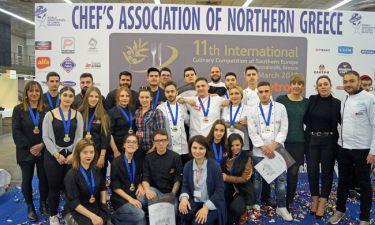 ΙΕΚ ΑΛΦΑ: H Νο1 Σχολή Γαστρονομίας στην κορυφή του Διεθνούς Διαγωνισμού Μαγειρικής Νοτίου Ευρώπης