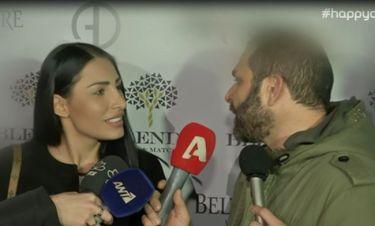 Πωλίνα Τριγωνίδου: «Δεν θυμάμαι να έχω δώσει κάποιο φιλί στον Γιώργο Μαυρίδη»