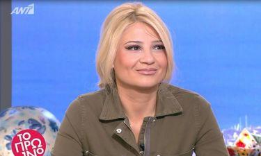 Σκορδά: Η εξομολόγηση για την προσωπική της ζωή και η ατάκα που δεν έπρεπε να ακουστεί