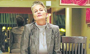 Λουκία Παπαδάκη: «Μεγάλωσα τον γιο μου εντελώς μόνη μου»