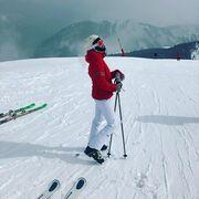 Μαριέττα Χρουσαλά-Λέων Πατίτσας: Γενέθλια στο χιόνι