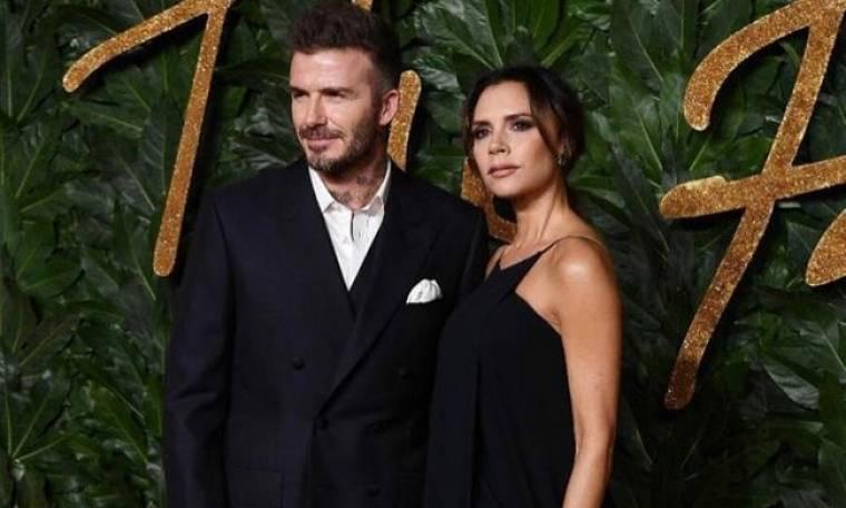Πρώην top model «άναψε» φωτιά στους Beckham