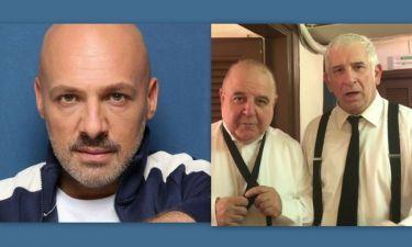 Φιλιππίδης και Χαϊκάλης προκαλούν τον Νίκο Μουτσινά - Δείτε τι του ζήτησαν να κάνει!