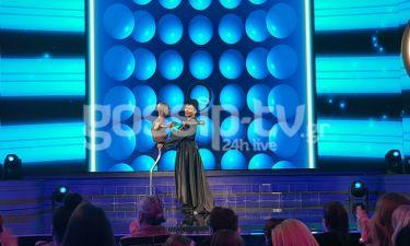 YFSF: Αγνώριστη ως Grace Jones η Ελένη Φιλίνη (photos- video)