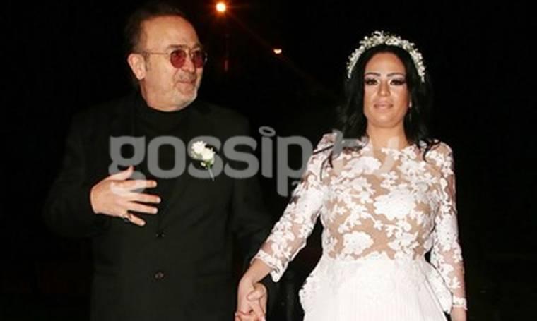 Το φωτογραφικό άλμπουμ του γάμου της κόρης του Σταμάτη Γονίδη (pics)