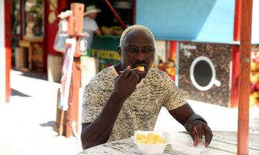 Survivor: Οι πρώτες στιγμές του Πάτρικ Ογκουνσότο στον Άγιο Δομίνικο