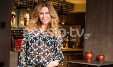 Στέλλα Γεωργιάδου: Μόλις επέστρεψε από Κύπρο και βγήκε να διασκεδάσει! (pics)
