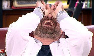 Έπαθε σοκ ο Γεωργαντάς! Δείτε με ποιο πρόσωπο έλυσε την παρεξήγηση on air!