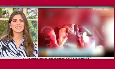 Κωνσταντίνα Σπυροπούλου: Αυτός είναι ο νέος σύντροφος της παρουσιάστριας