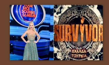 Τηλεθέαση: Survivor Vs YFSF: Και η ανατροπή στα νούμερα έγινε...