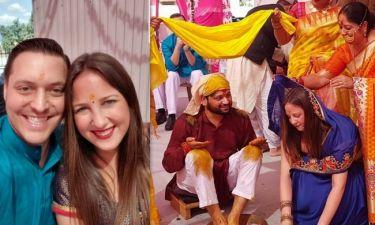 Θεοδώρα-Μάθιου Κουμάρ: Πρόβα γάμου με άρωμα από... Bollywood!