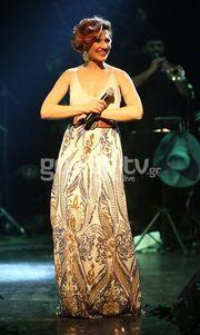 Η Πέννυ Μπαλτατζή «ταξίδεψε» με την ερμηνεία της-Στη σκηνή με τη Γιώτα Νέγκα